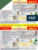 Utiles Escolares Nivel Primaria 2017