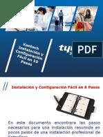 Instalacion y Configuracion de Entrapass Ce en 10 Pasos Faciles
