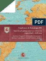 America Latina Nuevos Retos en Seguridad y Defensa
