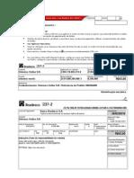 Instruções para pagamento