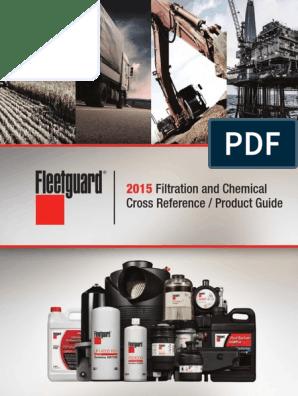 _2015_filtration_catalog compressed pdf | Motor Oil