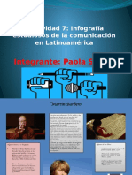 Infografia Comunicacion Social Paola Sallusti
