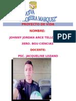 Proyecto de Vida Jhonny Jordan