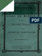 Trozos selectos del Libro de Mormón
