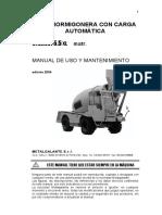 CARMIX_5.5XL Manual Uso y Mantenimiento