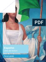 Primaria Tercer Grado Espanol Libro de Lectura