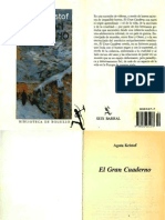 Agota Kristof - El Gran Cuaderno