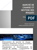 Cours Marché Des Changes