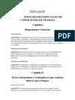 Anaisis de la Ley Organica Del Trabajo