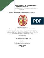 Estructura de Plan de Tesis IEEIM de FERNANDO LOZANO Version 2