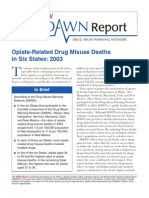 DAWN Report