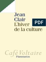 Clair, Jean (2011) - L_hiver de La Culture