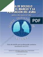 GINA-2016 en Español