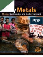 Dirty Metals Report