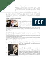 La Estafa de Bernard Madoff y El Esquema Ponzi