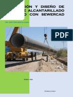 Modelación y Diseño de Redes de Alcantarillado Sanitario Con Sewercad v8i