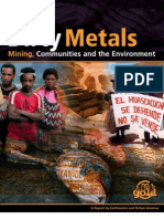 Dirty Metals Introduction