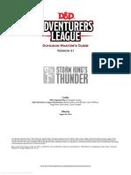AL DMs Guide