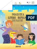 Ghidul Elevului - Povestea Limbii Române. Caiet de Activități Pentru Clasa a III-A