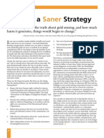 Towards a Saner Strategy in Dirty Mines
