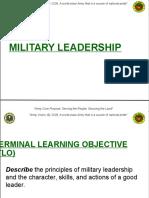 Military Leadership (Toledo)