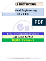 Digital Electrical GATE IES PSU Study Materials