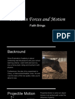 horses in forces and motion