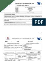 Instrumentación Didactica Calculo Vectorial