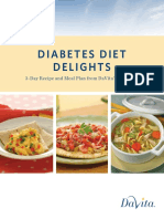 Diabetes Diet Delights