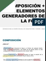 01 Composición + Elementos generadores forma