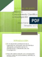 Unidad 2. Conocimiento Científico e Investigación 1617-2.pdf