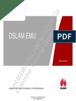 04. Oba003003 Tema Dslam Emu Versión 1.0
