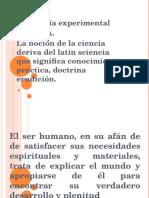 Ciencia Fáctica y Formal