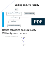 Basics of Building an LNG Facility