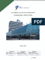 Reglamento de Uso de Aeropuerto TERM-R-1