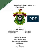 Akuntansi Kewajiban Jangka Panjang (lanjutan) oleh kelompok 6.docx