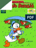 Pato Donald Nº 0347 1958 Lacospra