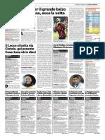 La Gazzetta dello Sport 05-02-2017 - Calcio Lega Pro - Pag.1
