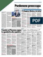 TuttoSport 05-02-2017 - Calcio Lega Pro