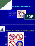 Keamanan Pangan = BPOM