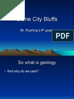 Stone City Bluffs