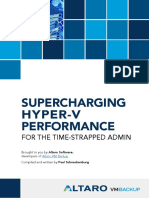 eBook - Supercharging Hyper-V Performance