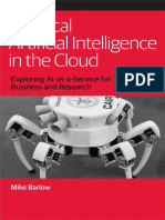 Practical Artificial Intelligence in the Cloud