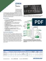 DT9832 DT9836 Series Datasheet