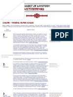 Verbal Rune Magic by Galdr (24pgs but High Quality) (KnowledgeBorn Library)
