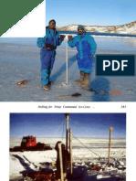 Drilling in Antarctica