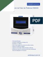 Catálogo CM4040 v05r00 Pt HR