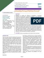 A COMPARATIVE STUDY OF DORZOLAMIDE + TIMOLOL VS. BRIMONIDINE + TIMOLOL FIXED COMBINATION THERAPY IN THE MANAGEMENT OF PRIMARY OPEN ANGLE GLAUCOMA