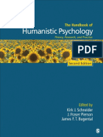AA Handbook of Humanistic Psychology