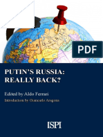 Putin's.russia eBook